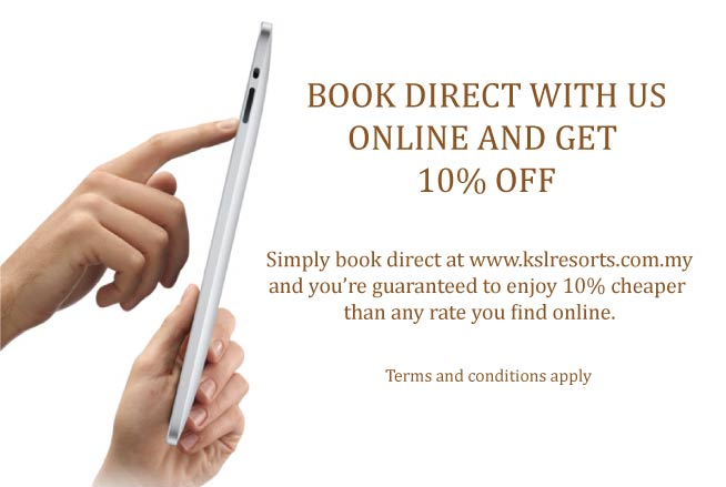 Book Direct With Us