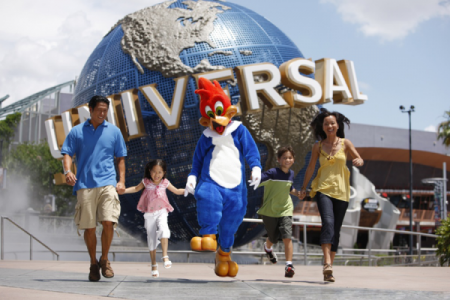 Universal Studio Singapore Package