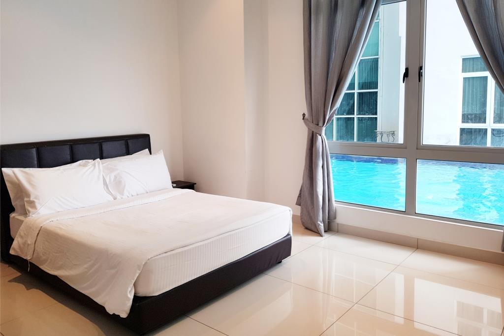 Executive 3 Bedroom With Private Pool A
