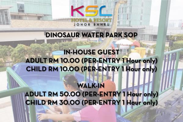 KSL common pool is open now!