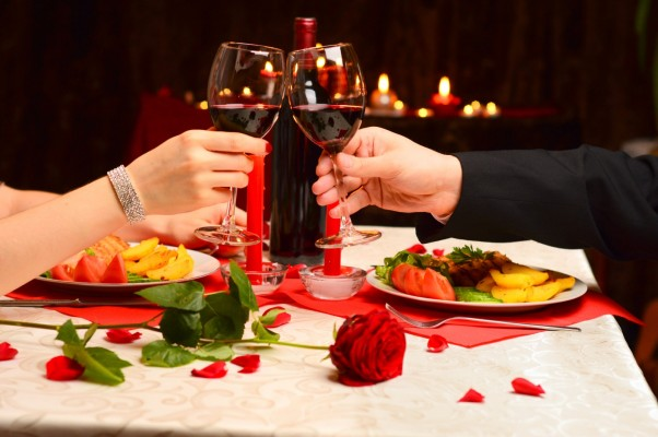 Romantic Candlelight Dinner Packages