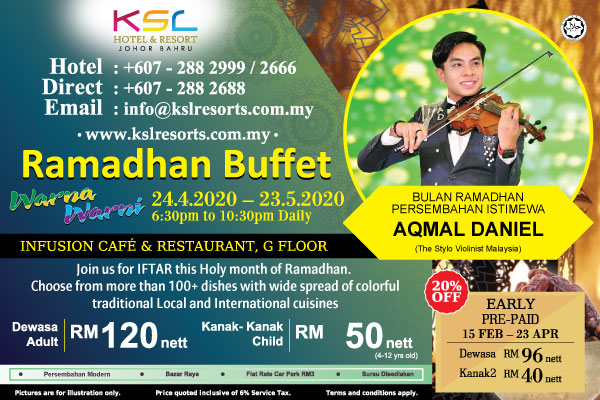 Ramadhan Buffet Dinner
