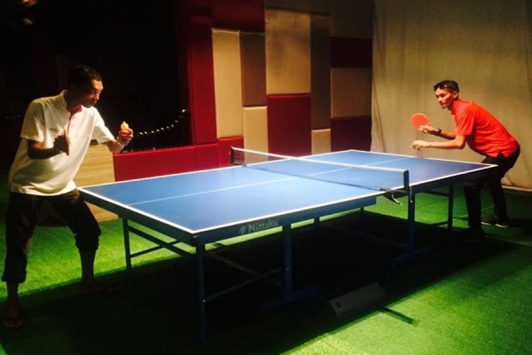 Sport & Recreation - Table Tennis