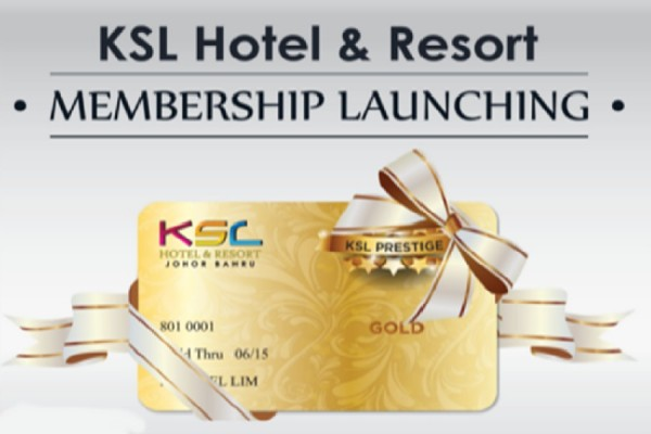 KSL Memberships-  Prestige Card