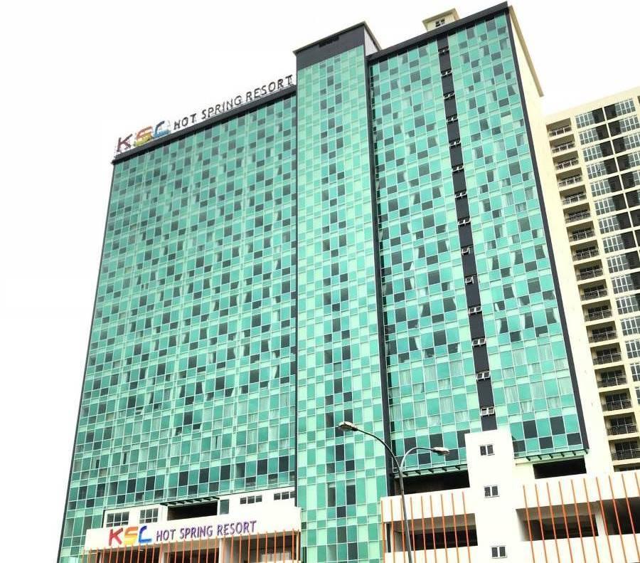 Resort Johor Bahru: KSL Resort