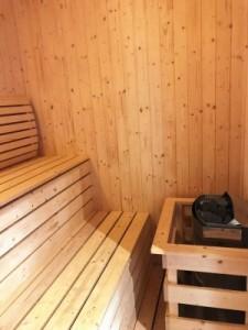 Spa - Sauna Room