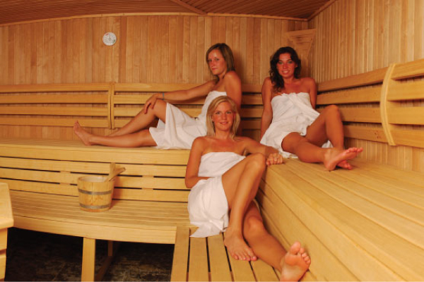 Spa - Sauna Room